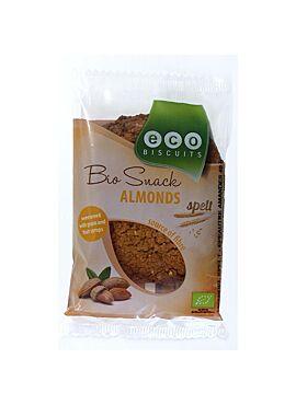 Eco Biscuit Spelt amandelbiscuit portie