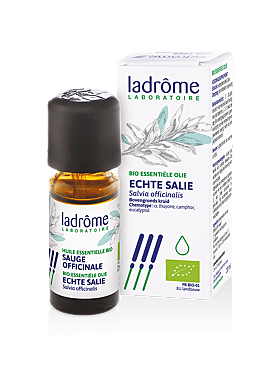 Salvia officinalis - Echte salie bio 10 ml
