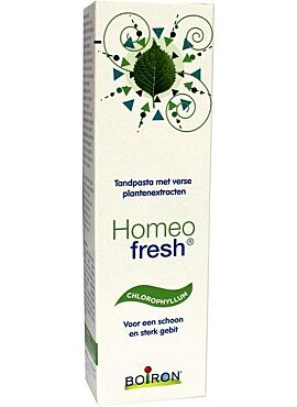 Homeofresh Tandpasta Chlorophyl 75ml