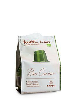 Koffie Kan Bio Carino 10 caps