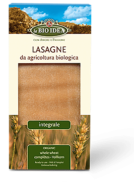Lasagna volkoren 250g