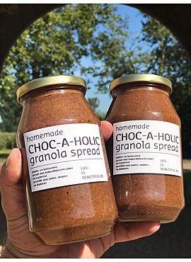 Choc-a-Holic Granola Spread 250g