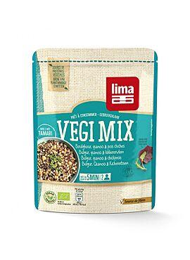 Vegi Mix bulgur - quinoa - kikkererwten bio 250g