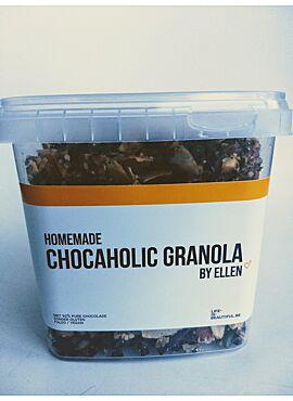 Life is beautiful Choc-a-holic  Granola