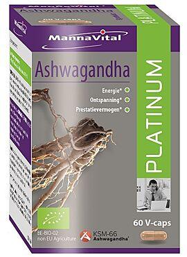 Ashwagandha Platinum 60cps