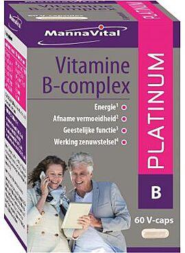 Vitamine B-complex 60 V-caps