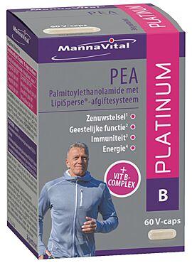 PEA Platinum 60 V-caps
