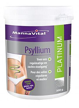 Psyllium Platinum 300gr