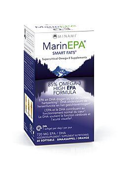 MarinEpa Smart Fats 60 Softgel