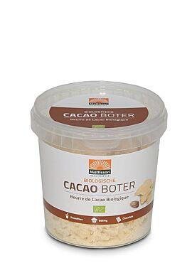 Biologische Cacao Boter 300g