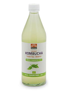 Kombucha Green tea bio 500ml