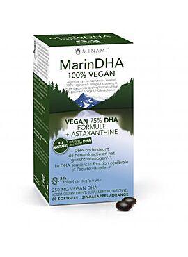 MarinDHA 100% Vegan 60caps