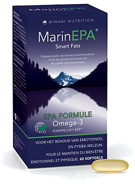 MarinEpa Smart Fats 60 Softgel