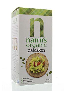 Organic Oatcakes / Havercrackers 4x6st