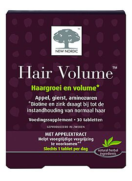 Hair Volume 30 tabl