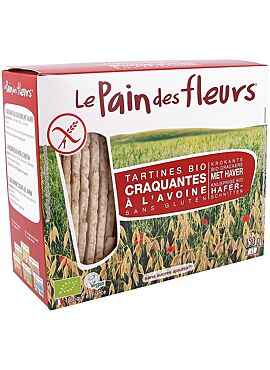 Bio Haver crackers 150g