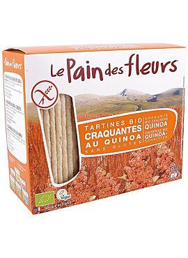 Bio Quinoa crackers 150g