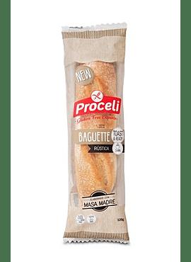 Proceli baguette rustica 120g