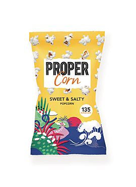 Popcorn Sweet and Salty 20g