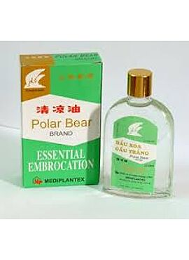 Essential Embrocation Polar Bear 27cc