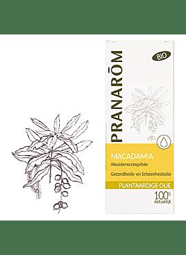 Basisolie Macadamia olie Bio 50ml