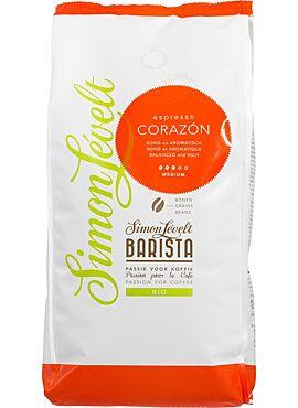 S. Levelt Espresso Corazon Bonen bio 1kg