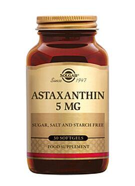 Astaxanthin 5 mg 30 softgels