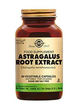 Astragalus Root Extract 60 vcps