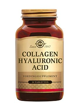 Collagen Hyaluronic Acid 30 tbl