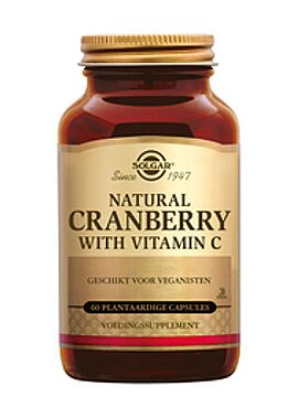Cranberry with Vitamin C 60 vcps