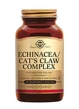 Echinacea/Golden Seal/Cat's Claw Complex