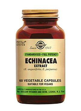 Echinacea Extract 60 vcps