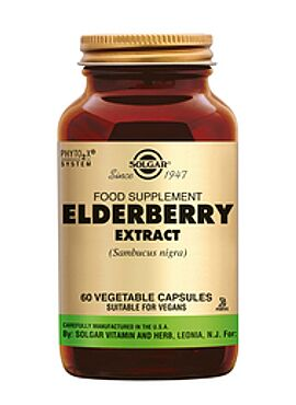 Elderberry Extract 60 vcps