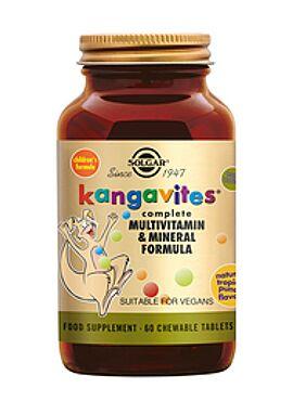 Kangavites™ Tropical Punch kauwtabletten