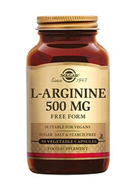 L-Arginine 500 mg 50 vcps