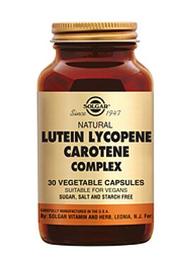 Lutein Lycopene Carotene Complex 30 vcps