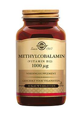 Methylcobalamin 1000 µg 30 tbl
