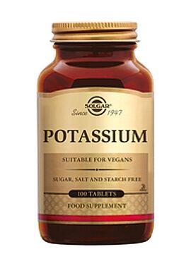 Potassium 100 tbl