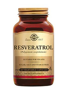 Resveratrol 60 vcps
