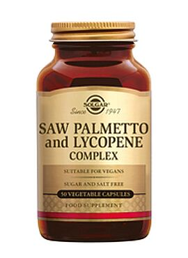 Saw Palmetto Opuntia & Lycopene Complex 50 vcps