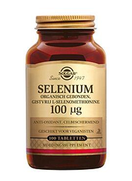 Selenium 100 µg  100 tbl