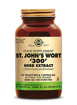 St. John's Wort Herb Extract  60 vcps