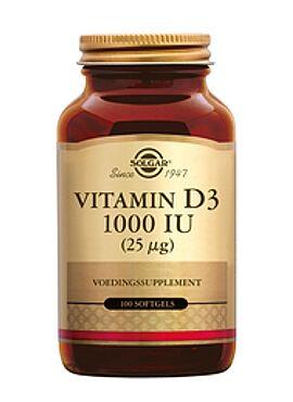 Vitamin D-3 1000 IU/25 µg