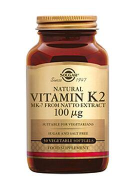 Vitamin K-2 100 µg 50 vcps
