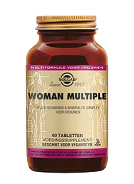 Woman Multiple 60 tbl