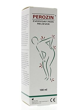 Perozin zalf tube 100ml