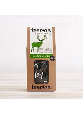 Teapigs Mao Feng Green Tea 15b
