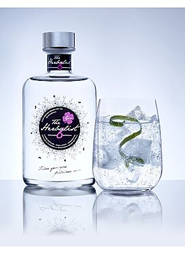 The Herbalist Gin 500ml 44% vol BIO