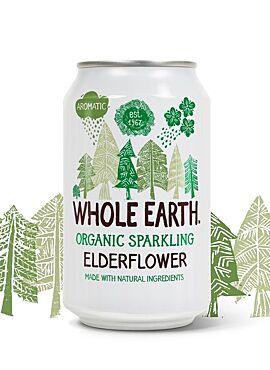 Sparkling elderflower (vlierbloesem) 330ml