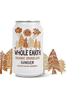 Sparkling ginger 330ml